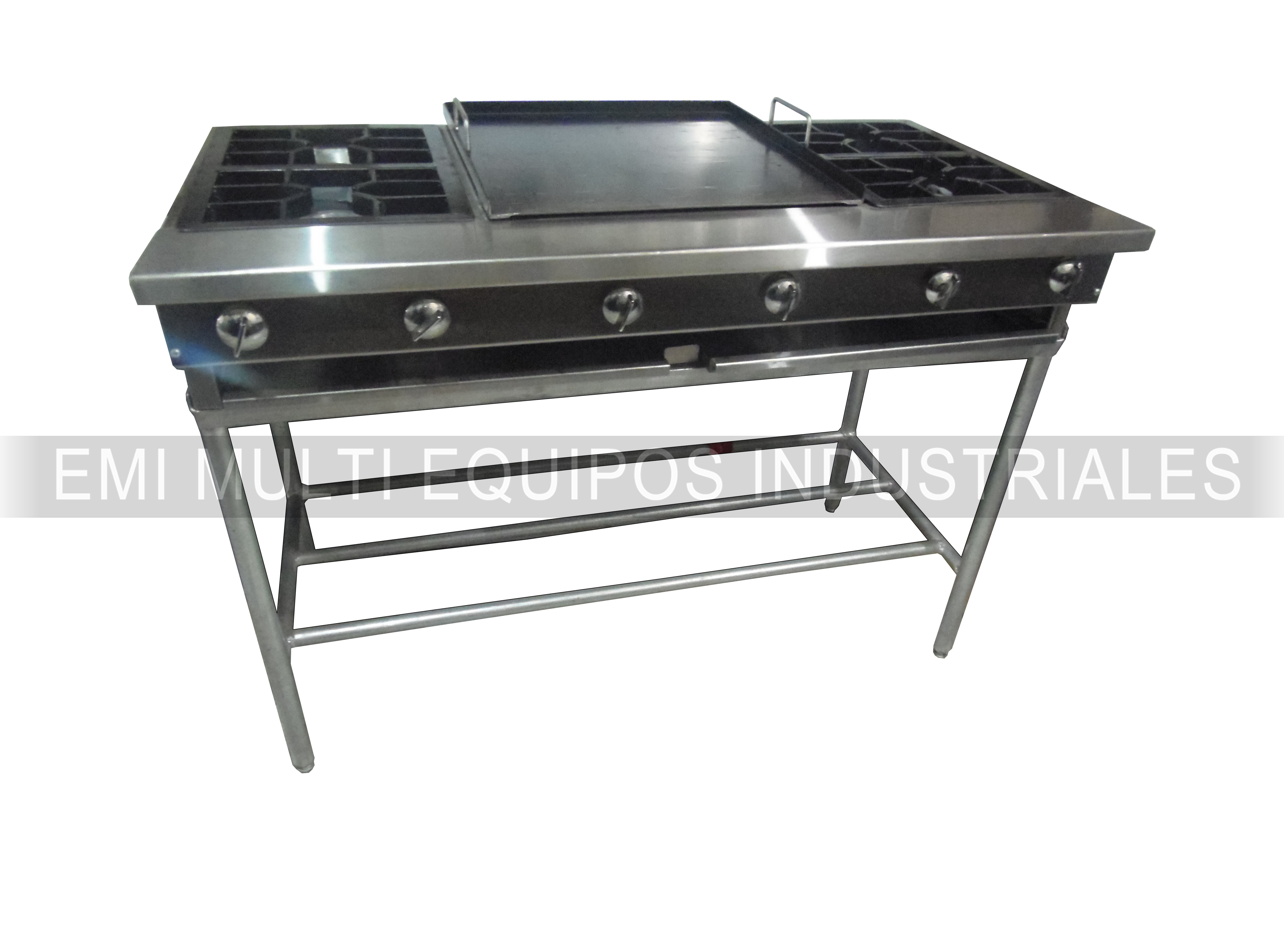 Cocinas con plancha incorporada cocina con cuarto de - Cocinas con plancha incorporada ...